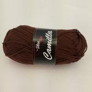 Camilla 8229 tmavě hnědá