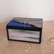 Tiffany vitráž skříňka