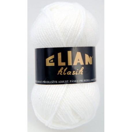 Elian Klasik bílá
