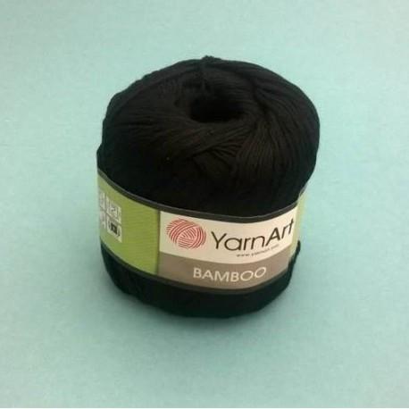 Bamboo Yarn Art - černá