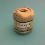 Bamboo Yarn Art - béžová