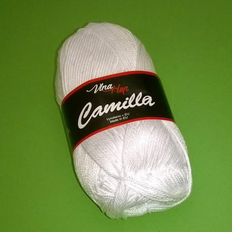 Camilla 8002 bílá