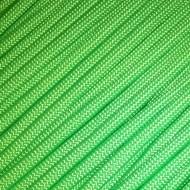 Šňůra PARACORD reflexní zeleň 635