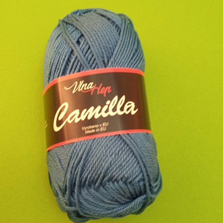 Camilla 8098 modrá