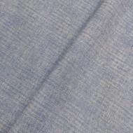 Bavlna hladká modrá