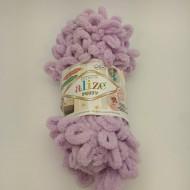 Puffy Alize fialková č.27